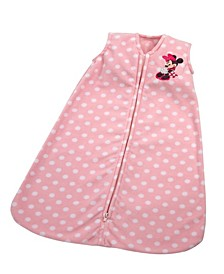Minnie Mouse Wearable Baby Blanket