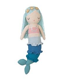 Sugar Reef Mermaid Plush Doll