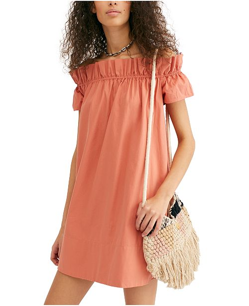 Free People Sophie Off The Shoulder Dress Reviews