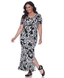 Women's Plus Size Jasmine Maxi Dress