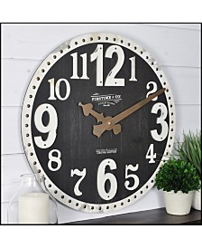 "Firstime & Co 20"" Berkshire Wall Clock"