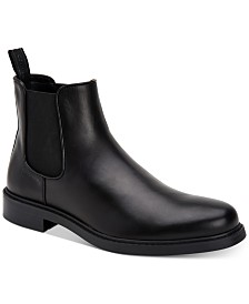 Calvin Klein Men's Fenwick Dress Casual Chelsea Boots