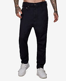 Men's Marco No Flap Reflective Side Stripe Jeans
