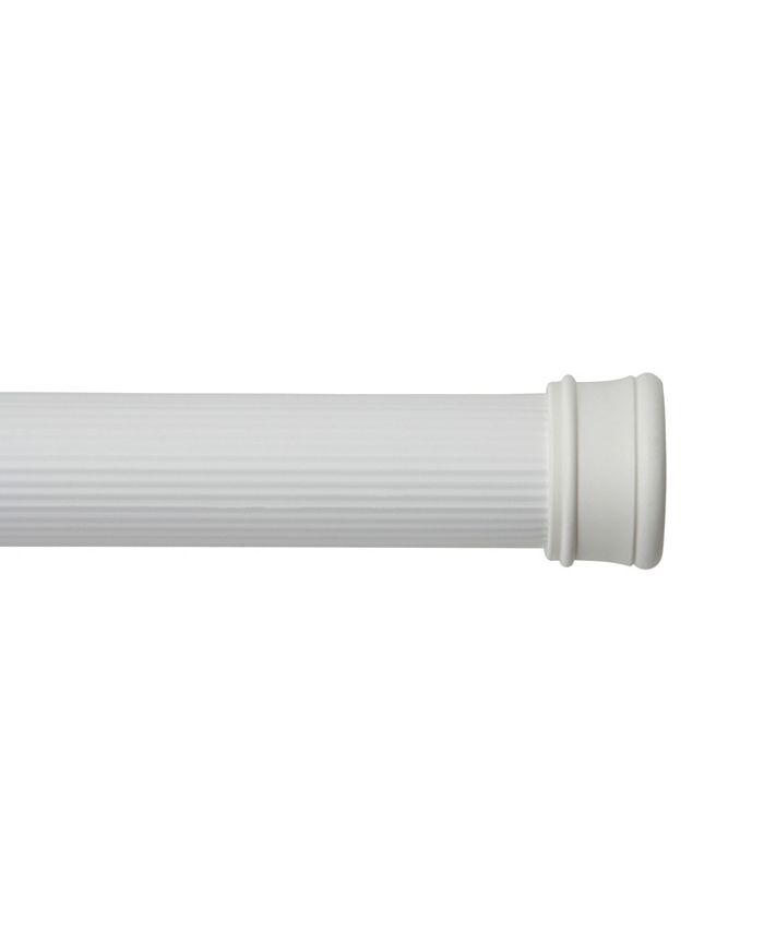 """Kenney - No Tools Spring Tension Utility Rod, 42-72"""""""