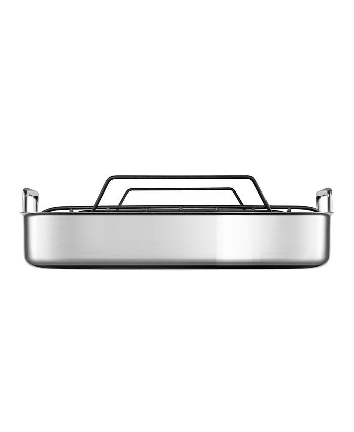 Le Creuset - Large Roasting Pan & Non-Stick Rack