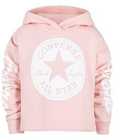 Converse Big Girls Logo Hoodie