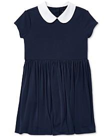 Polo Ralph Lauren Toddler Girls Knit Collar Dress