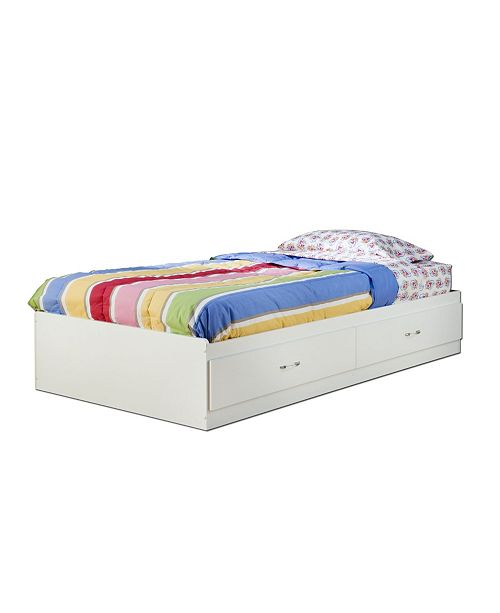 South Shore Logik Bed, Twin