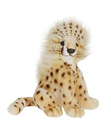Cheetah Cub Plush Toy