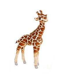 Hansa Baby Giraffe Plush Toy