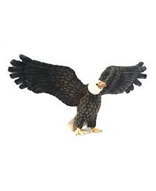"""Hansa Large 27"""" Eagle Plush Toy"""