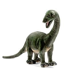 "22"" Brontosaurus Dinosaur Plush Toy"