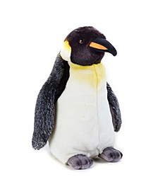 Lelly National Geographic Penguin Plush Toy