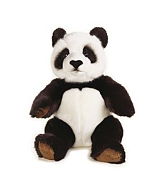 Lelly National Geographic Panda Bear Plush Toy