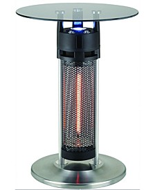 Infrared Electric Outdoor Heater - Bistro Table