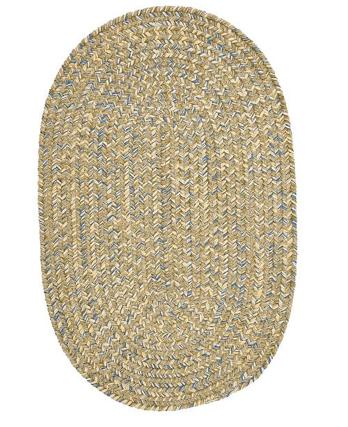 Colonial Mills West Bay Celery Tweed 2' x 4' Accent Rug