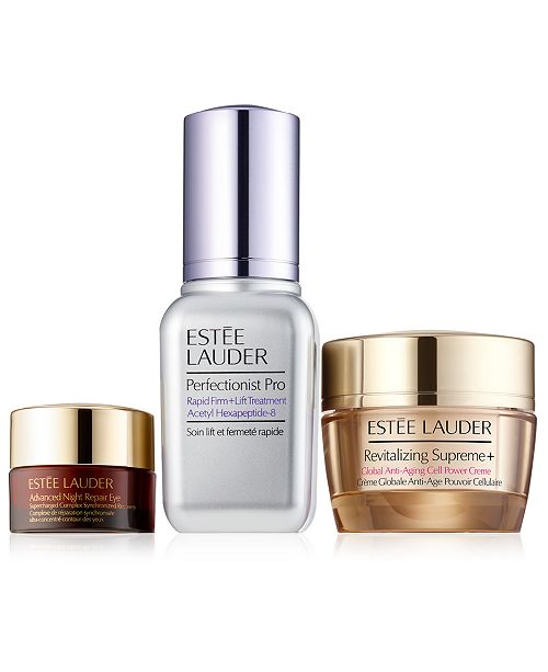 Estee Lauder 3-Pc. Smooth & Glow For Refined, Radiant-Looking Skin Set