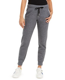 Calvin Klein Performance Fleece-Lined Joggers
