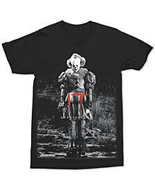 IT Pennywise Men's Graphic T-Shirt