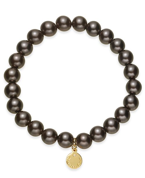 Charter Club Gold-Tone Imitation Pearl (8mm) Bracelet, Created for Macy's