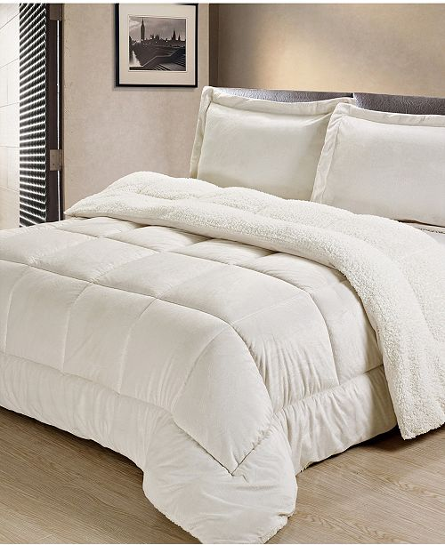 Cathay Home Inc Ultimate Luxury Reversible Micromink And