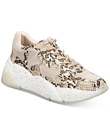 INC Women's Bubblez Dad Sneakers, Created for Macy's