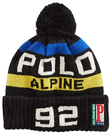 Polo Ralph Lauren Colorblocked Cuffed Hat