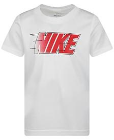 Nike Little Boys Logo-Print T-Shirt
