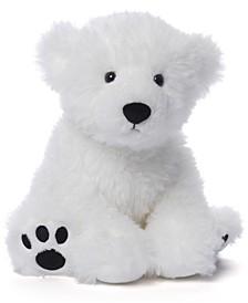 Fresco White Teddy Plush