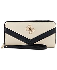 Kamryn Zip Around Wallet