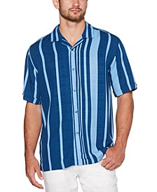 Men's Big & Tall Bold Striped Shirt
