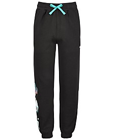 Puma Big Boys Fleece Jogger Pants