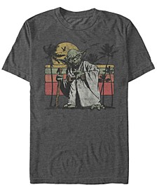 Men's Classic Yoda Island Short Sleeve T-Shirt