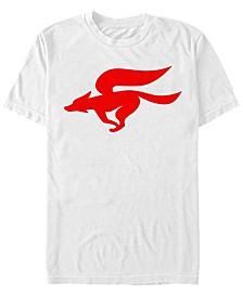 Men's Star Fox Logo Short Sleeve T-Shirt