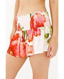 Plum Pretty Sugar Smocked Shorts