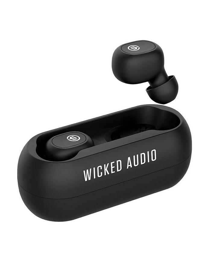 Wicked Audio - Wicked Gnar Wireless Earbud with power Bank Charging Case