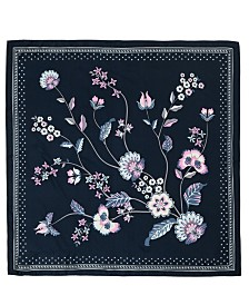 Honey Minx Eternal Bloom Nicole Richie's 100% Small Silk Scarf