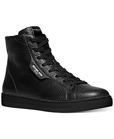 Michael Kors Men's Keating High-Top Fashion Sneakers