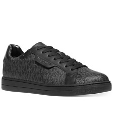 Michael Kors Men's Keating Mini Logo Fashion Sneakers