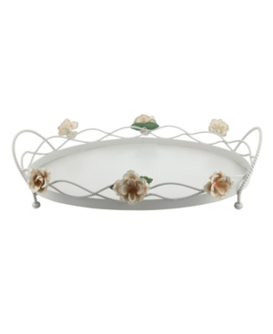 Three Star Oval Tray