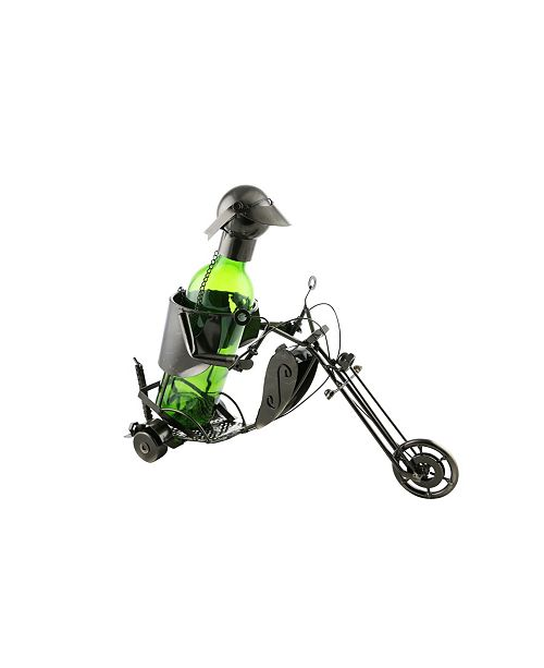 Wine Bodies Motorcyclist Wine Bottle Holder