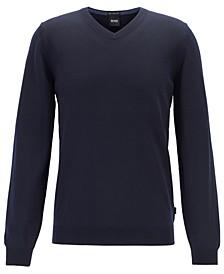 BOSS Men's V-Neck Sweater