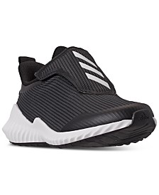 adidas Little Boys FortaRun Stay-Put Closure Running Sneakers from Finish Line