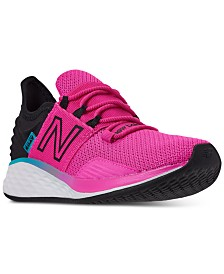 New Balance Big Girls Fresh Foam Roav Running Sneakers from Finish Line