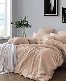 Yarn Dyed Full/Queen Duvet Cover Set