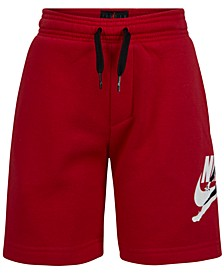 Little Boys Logo Shorts