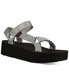 Women's Flatform Universal Sandals