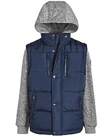 Big Boys Hybrid Jacket