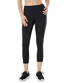 High Waist Running Tights Training Tights Capris for Women Tummy Control