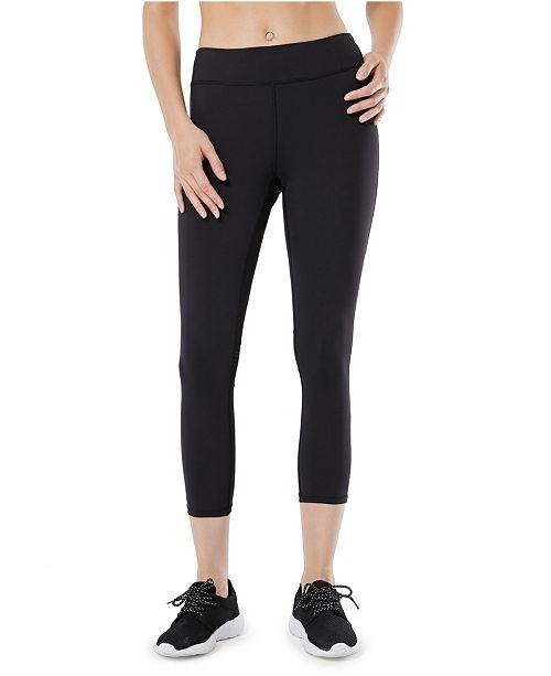 Yvette High Waist Running Tights Training Tights Capris for Women Tummy Control